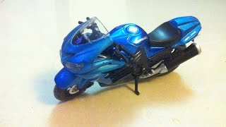 Toys For Children - New Racing Bike, Kawasaki Ninja Bike, Kids Playtime