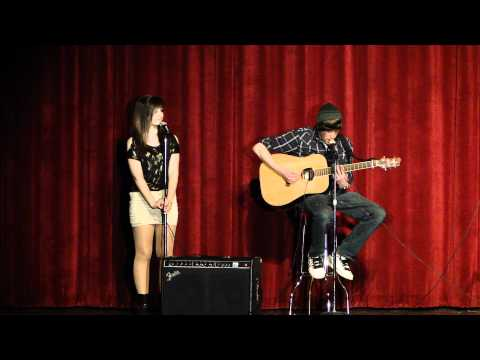 Three Days Grace - Never Too Late | Cover by Charisse DelVecchio and Drew Mestel