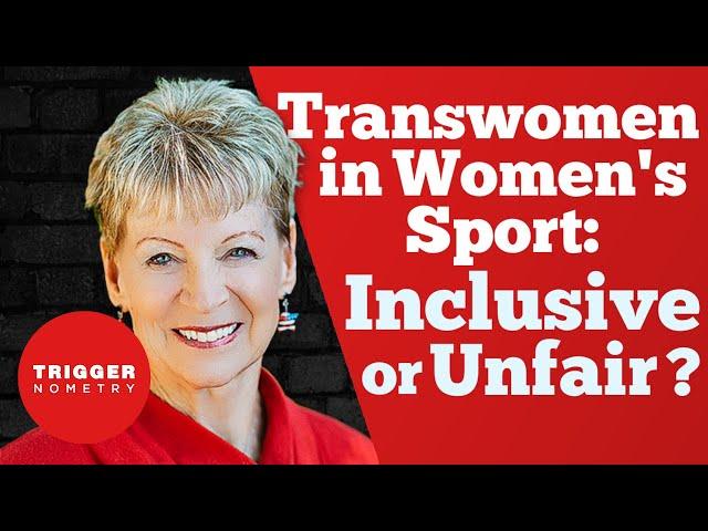 Transwomen in Women's Sport: Inclusive or Unfair? With Judy Glenney