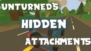 Unturned's Hidden Barrel Attachments