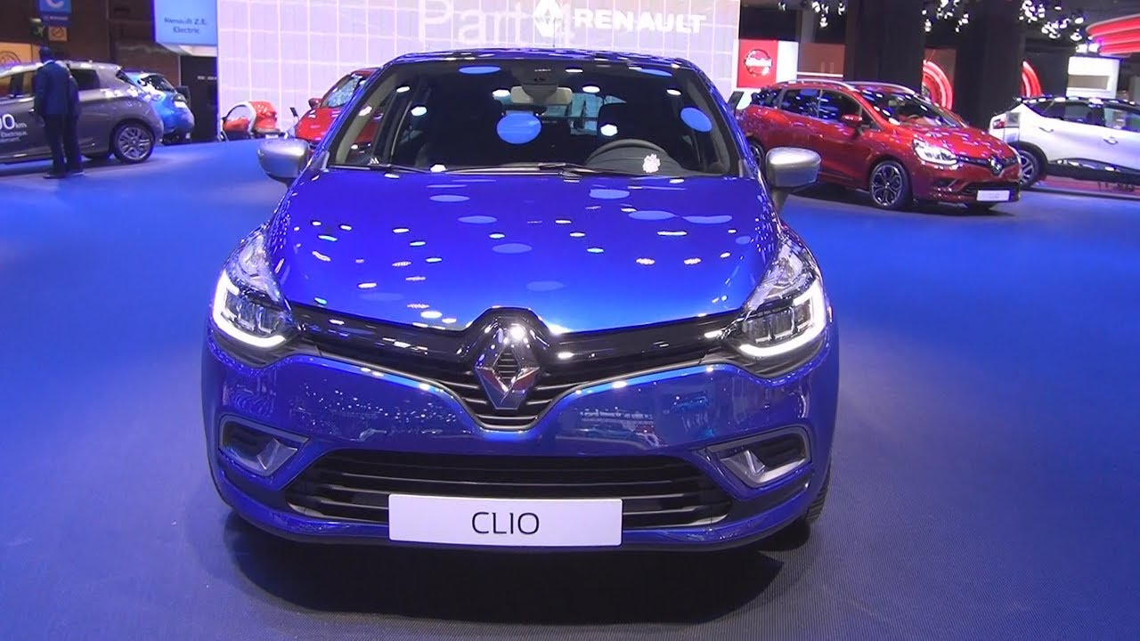 renault clio gt line 2017 exterior and interior in 3d youtube. Black Bedroom Furniture Sets. Home Design Ideas