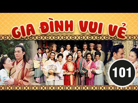 Gia đình vui vẻ 101/164 (tiếng Việt) DV chính: Tiết Gia Yến, Lâm Văn Long; TVB/2001