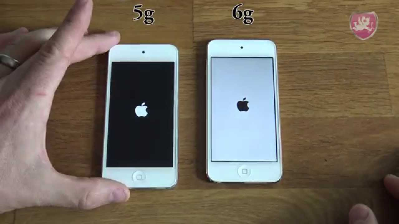 ipod touch 5g vs ipod touch 6g speed comparison youtube. Black Bedroom Furniture Sets. Home Design Ideas
