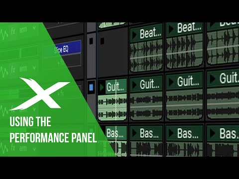 mixcraft-university-|-performance-panel-basics