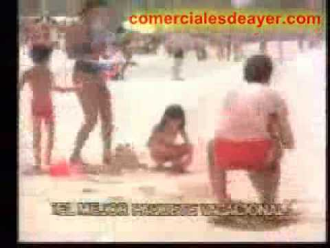 Comerciales mexicanos- Hotel Acapulco Plaza 1985