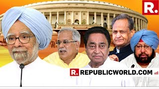 Former PM Manmohan Singh To Chair Crucial Meet At Party Headquarters