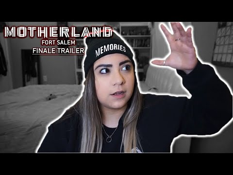 Motherland Fort Salem Season 1 Finale Trailer REACTION!!!
