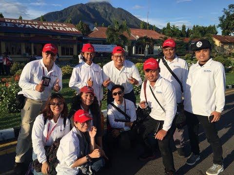 Press Tour Visit Kupang with North Korean Journalist