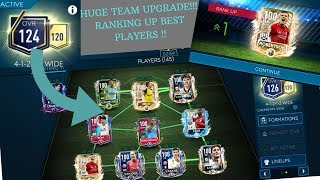 HUGE team upgrade! 85m+ Ranking up best players!!!
