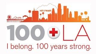 American Red Cross Los Angeles Centennial Photo highlights