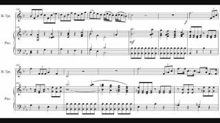 Play Trumpet Concerto in E or E flat major, WoO 1, S. 49