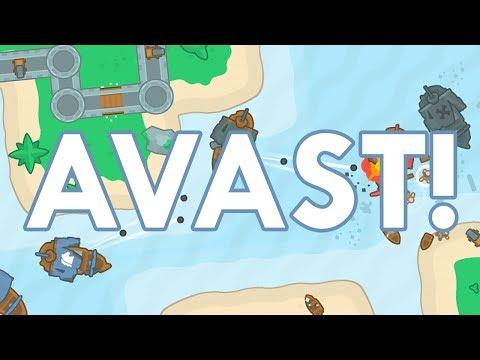 AVAST! Pirate Game Live Stream #1