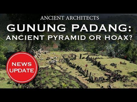 Gunung Padang: Ancient Lost Pyramid or Modern Hoax? | Ancient Architects