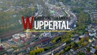 Gambar cover Wirtschaftsstandort Wuppertal (deutsch)