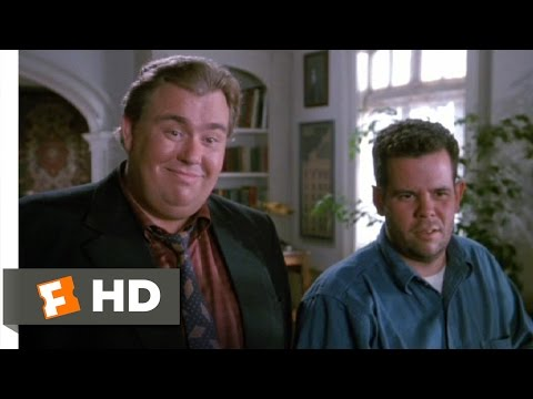 Delirious (1991) - The Cable Guy Scene (1/12) | Movieclips