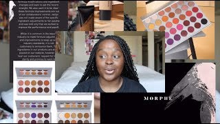how morphe brushes changed the beauty industry... (the problem with morphe)