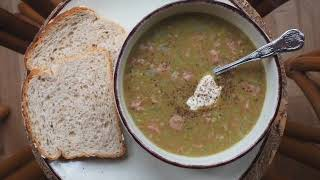Pea & Ham Soup - Foodbank Family Feast