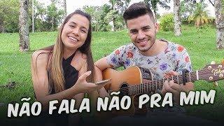 Baixar Não Fala Não Pra Mim - Humberto e Ronaldo (Cover Mariana e Mateus)