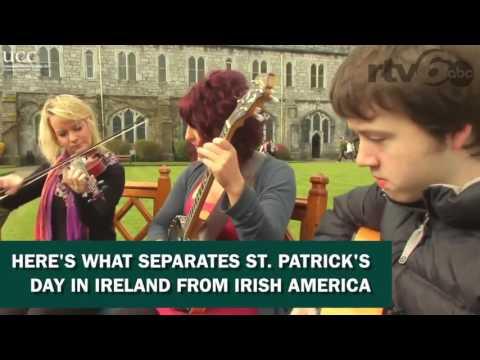 St. Patrick's Day: American vs Irish traditions