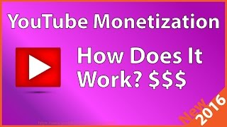 How Does YouTube Monetization Work?