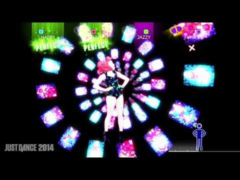 Lady Gaga Ft. Colby O'Donis - Just Dance | Just Dance 2014 | Gameplay