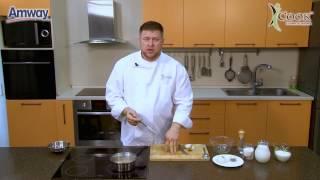 видео Жюльен из белых грибов