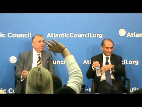 A Conversation with Pakistan's Foreign Secretary Ambassador Aizaz Ahmad Chaudhry at Atlantic Council