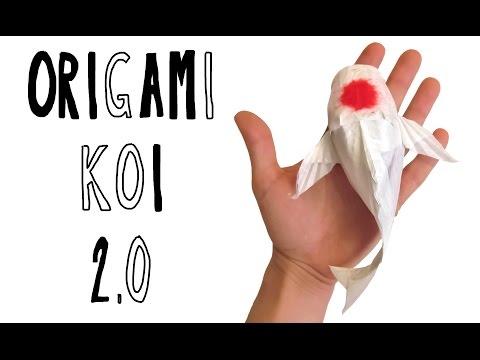 Origami Koi 2.0 (Riccardo Foschi)