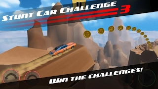 Car Stunt Challange 3 - Car Stunt Racing Game Play Android - Extreme Car Stunts 3D 4x4