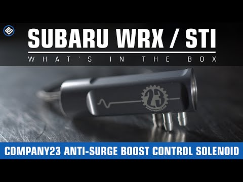 Company23 Anti Surge Boost Controller - What's In The Box?