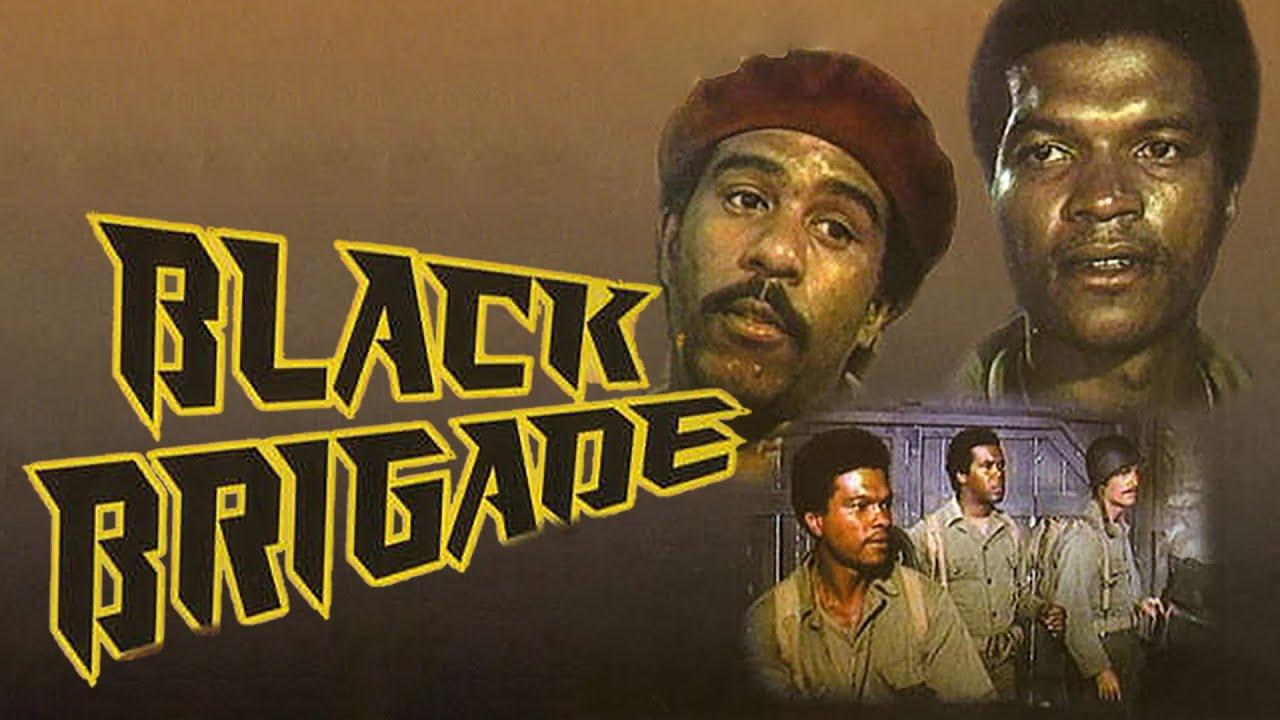 Download The Black Brigade (1970)   Full Movie   Richard Pryor, Roosevelt Grier, Stephen Boyd, Robert Hooks