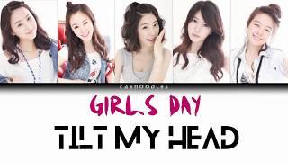 Girl's Day (걸스데이) - Tilt my Head (Kwawooddung) 갸우뚱 Color Cod…