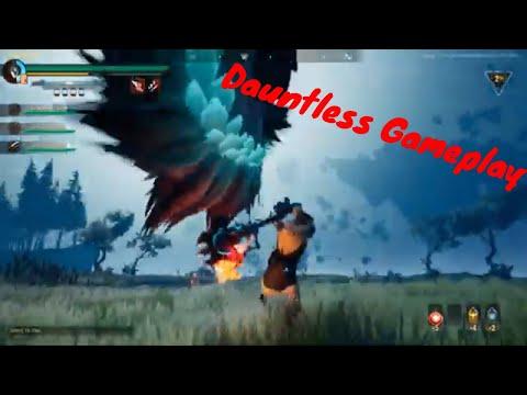 DAUNTLESS | Gameplay | - Hammer Time!