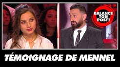 Le témoignage de Mennel, ancienne candidate de 'The Voice'