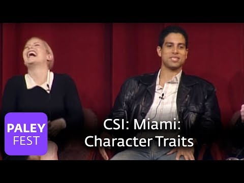 CSI: Miami - Character Traits (Paley Center)