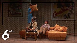 """Teatr 6.piętro:  """"Zagraj to jeszcze raz, Sam"""" reż. E. Korin"""