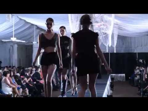 "Beauty in Dekay ""My Grave Desire"" for El Paso Fashion Week 2015"