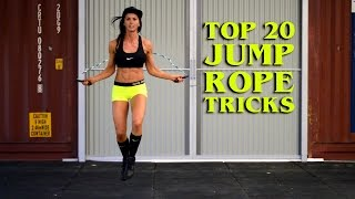 Jump Rope Tricks Beginner to Advanced