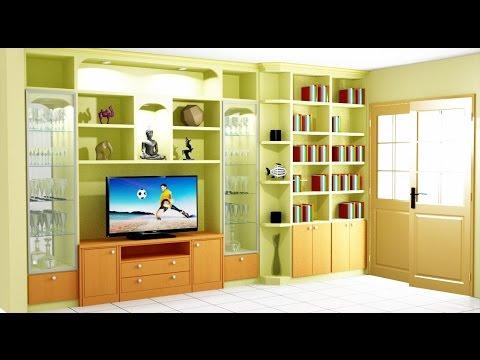 Como hacer un mueble ibicenco youtube for Como empapelar un mueble