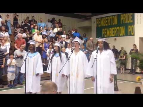 National Athem Graduation 2013