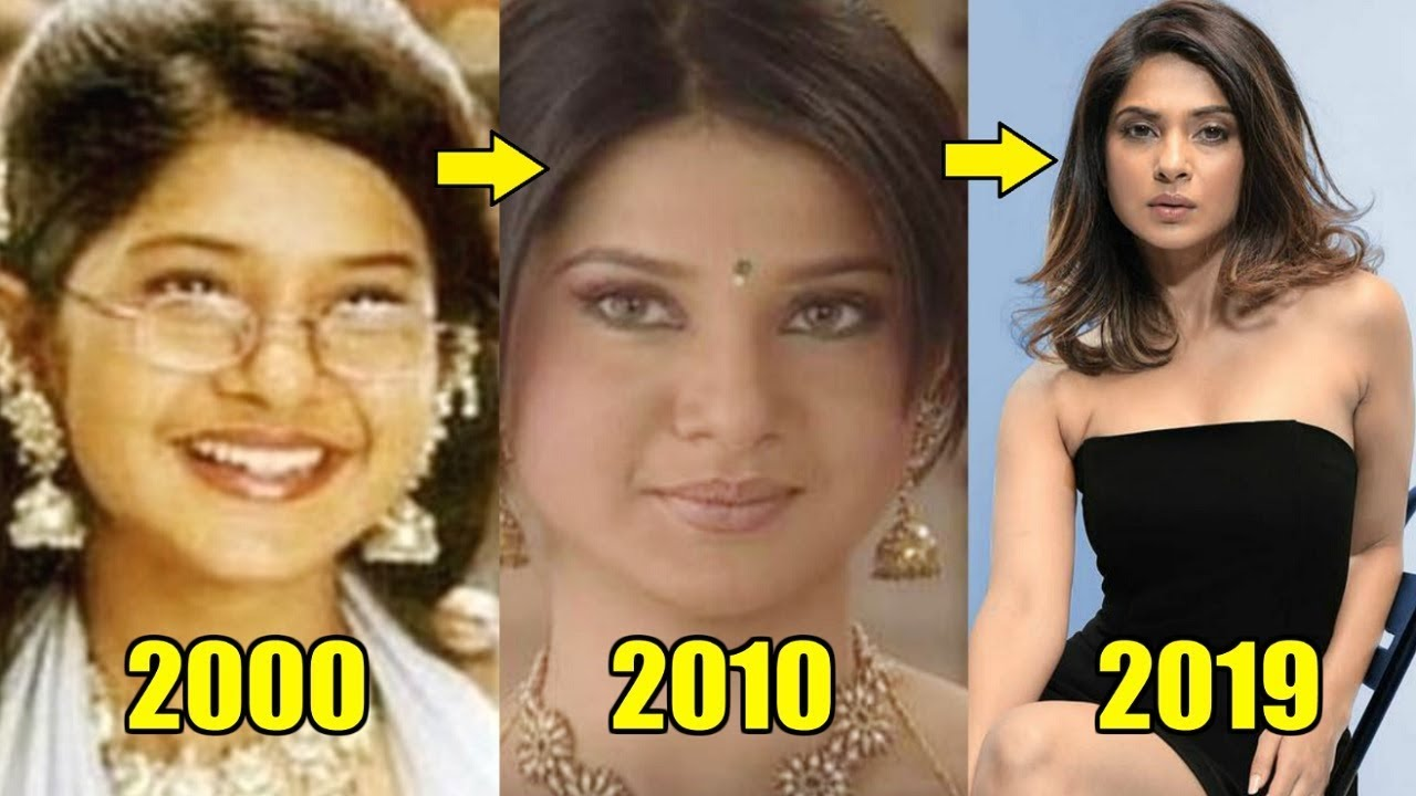 Jennifer Winget's AMAZING Transformation In Last 20 Years ...