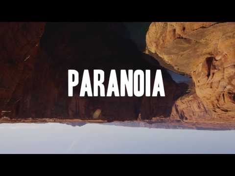 PARANOIA - DG (NetNobody) Prod by Zonashi Lyric Music Video