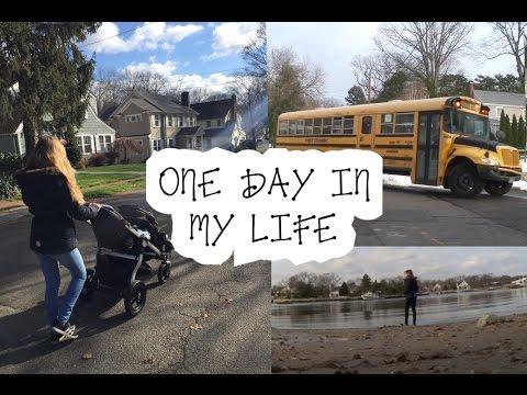 ONE DAY IN MY LIFE - Mein Au Pair Alltag