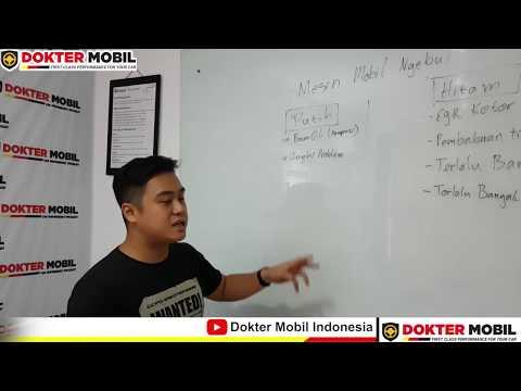 BAHAYAKAH?! Mesin Mobil Ngebul Asap PUTIH VS HITAM !! - Info Dokter Mobil