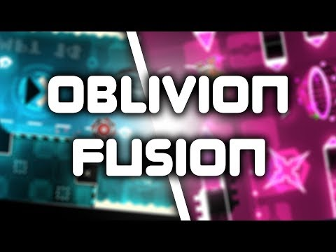 NEW LEVEL! - Oblivion Fusion by Me, Rexla, Pix3lest and Apep | Geometry Dash [2.11]
