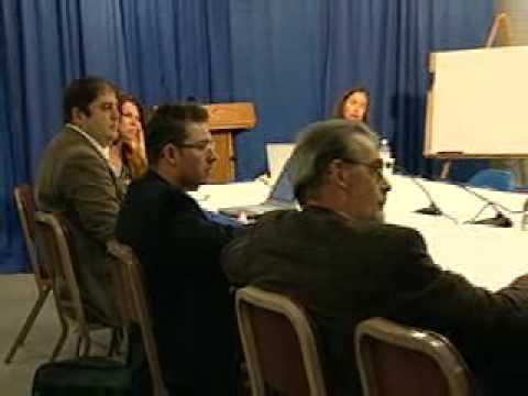 New York State Senate Capitol Camp - Big Data Analysis -11/16/12