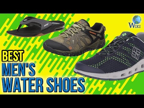 10 Best Men's Water Shoes 2017