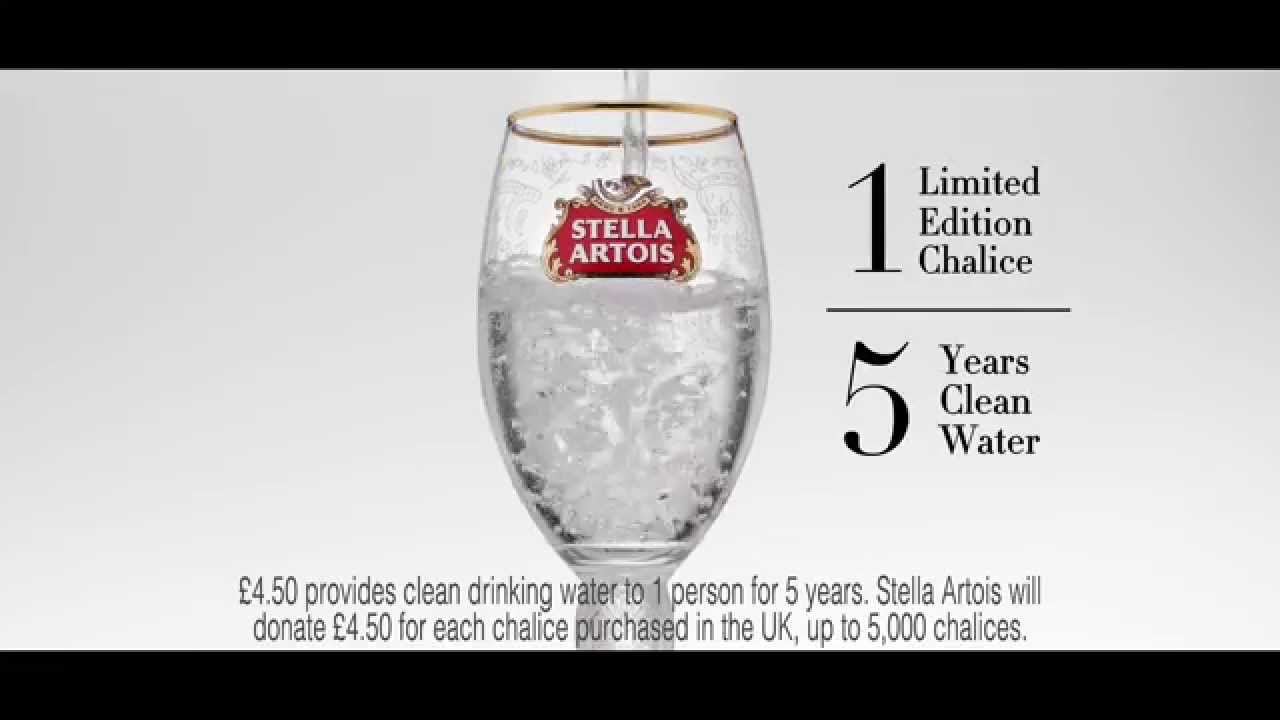 Buy a Lady a Drink | Stella Artois UK - YouTube