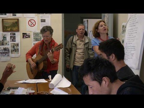 Bonnelles, l'exemple réussi d'un centre d'accueil pour migrants