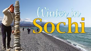Sochi Russia. Best Russian Resort in the Winter. Things to Do!